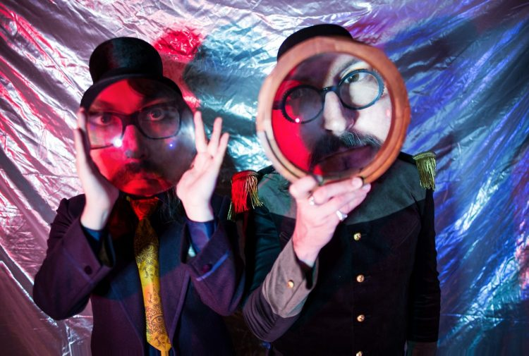 The Claypool Lennon Delirium press photo