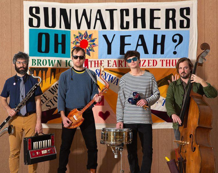 Sunwatchers press photo