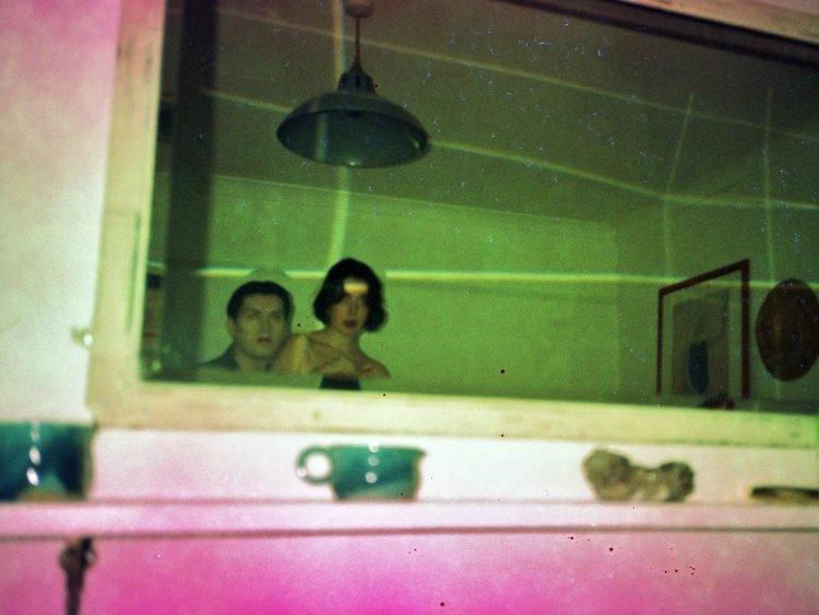 Robbie & Mona press photo